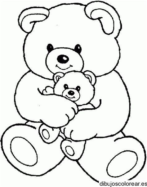 imágenes de ositos de amor para dibujar dibujo de dos ositos