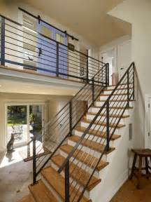 Ideas For Staircase Railings Stair Railing Home Design Ideas Pictures Remodel And Decor