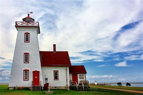 Wood Island Light Wood Islands Lighthouse Museum Welcome Pei