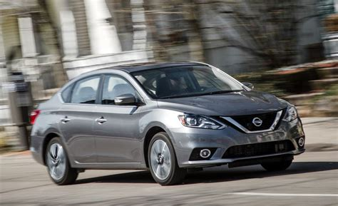 custom nissan sentra 2016 2016 nissan sentra automatic test review car and driver
