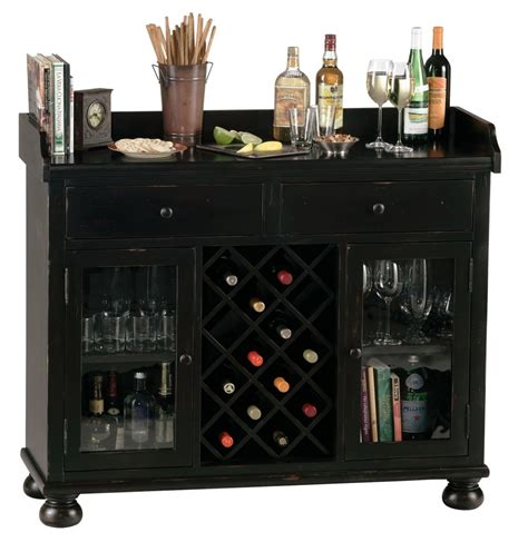 Wine Cabinet Bar Furniture by Bar Furniture Cabernet Wine And Bar Cabinet