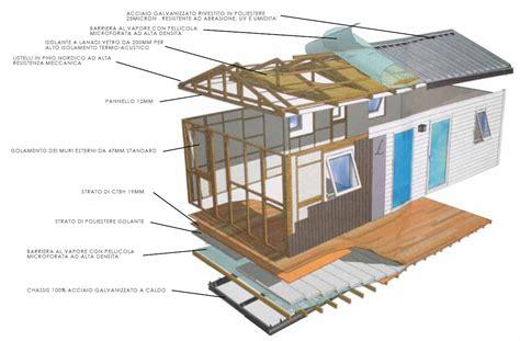 Liare Casa Con Struttura In Legno by Casa Mobile Su Ruote Casette Da Giardino In Legno