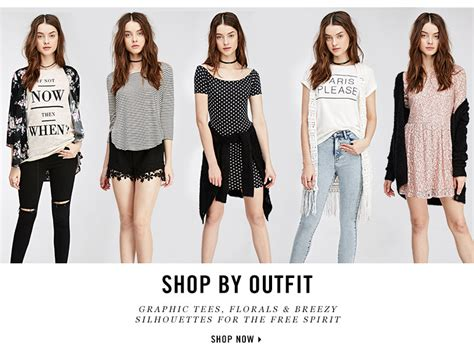 shop forever 21 canada for fashionable clothing for
