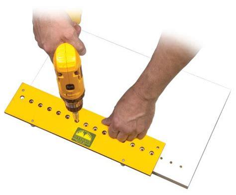 Shelf Pin Jigs by Woodhaven 781 Inch Shelf Pin Jig New Ebay