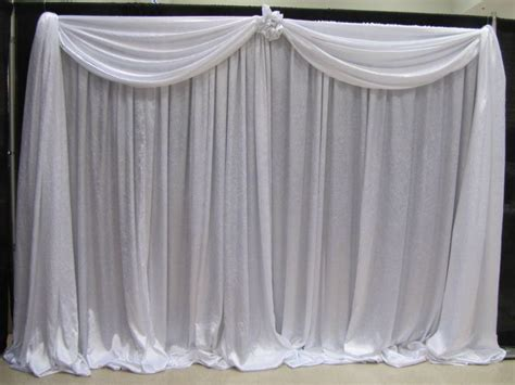 Wedding Backdrop Frame by How To Make A Portable Wedding Backdrop Frame With Pvc