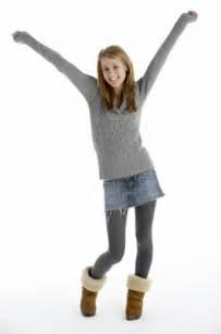 Full length portrait of teenage girl stock photo 1888r 7030