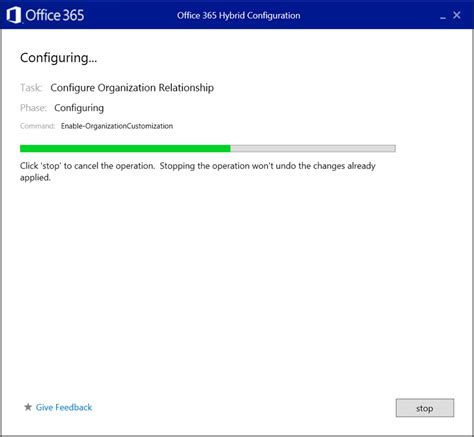 Office 365 Hybrid Configuration Wizard A Look At The Microsoft Office 365 Hybrid Configuration