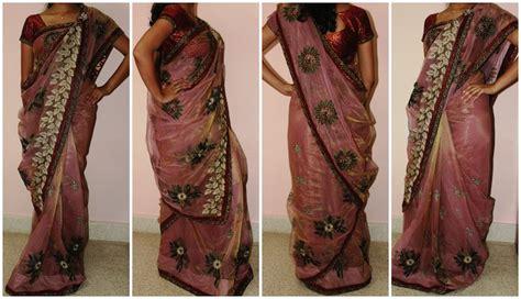 ways to drape a sari 8 different ways to drape saree
