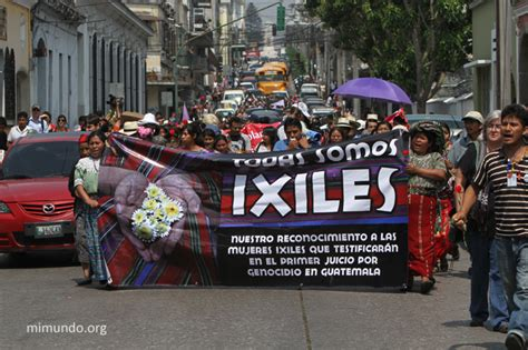 Genocide In Guatemala Essays by Nisgua Genocide Trial Still Suspended Supporters Remain Hopeful Dialogue Continues