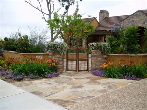 Tuscan Backyard Landscaping Ideas Design Build Carlsbad Tuscan Colors