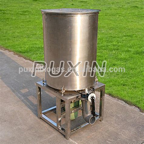 trash crusher industrial high efficient puxin food waste crusher for