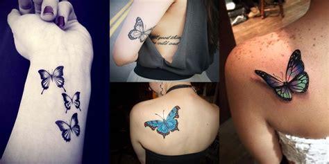 tatuaggi tribali con fiori e farfalle 31 tatuaggi di farfalle per ragazze galleria di foto