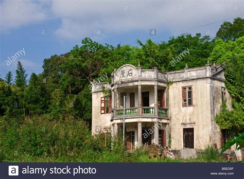 buy house in hong kong abandoned old mansion house in hong kong stock photo royalty free image 20601323 alamy