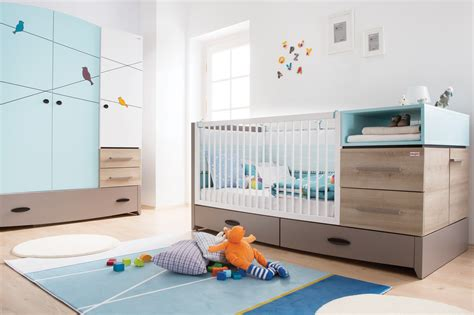 Baby Boys Crib Bedding Sets With Color Blue Wood Pic 11 White Nursery Furniture Sets For Sale