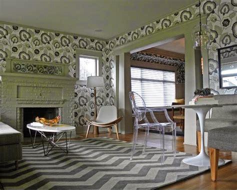 Wallpaper Bunga Kecil Wallpapersticker Bunga Stiker Dinding Bunga meriahkan interior dengan wallpaper ruang tamu minimalis