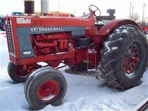 Used Farm Tractors For Sale Ihc 1256 2009 12 20