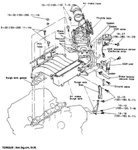 motor repair manual 2007 hyundai sonata electronic valve timing repair guides engine mechanical components intake manifold autozone com