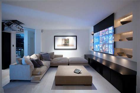 wohnzimmer theater portland oder beamer im wohnzimmer integrieren ideen f 252 r einzigartiges
