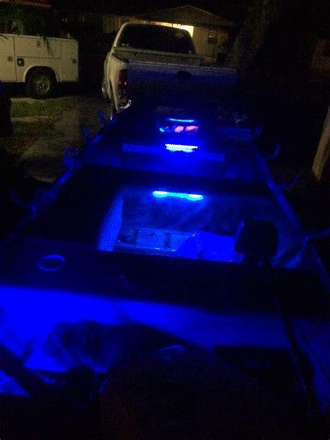 boat interior lighting ideas jon boat led interior lights ebay codys jon boat