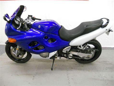 Suzuki Katana 2005 Buy 2005 Suzuki Katana 600 Sportbike On 2040 Motos
