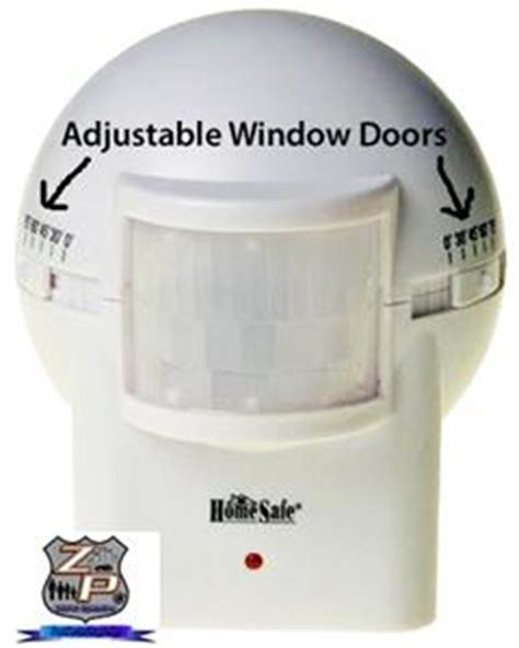 motion sensor bark barking alarm homesafe safe family 1 adjustable outdoor motion sensor ebay
