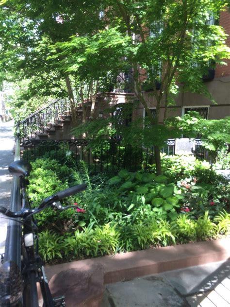 tight spot landscape design  small urban