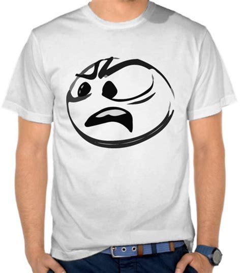 Kaos Angry 4 by Jual Kaos Angry Emoticons 3 Emoticon Satubaju