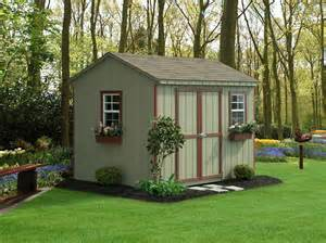 Exterior Shed Minimalist Interior With 8 X 10 Wooden A Frame Garden