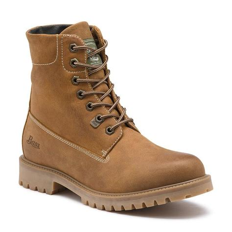 bass s boots g h bass co tyrone boot in brown for lyst
