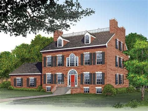Federal House Plans by Federal House Photos