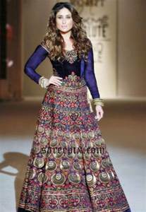lengha hairstyle 10 breathtaking hairstyles for ghagra choli outfits