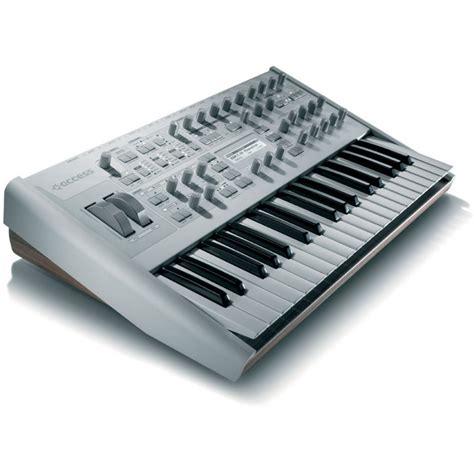 Keyboard Virus Ti disc access virus ti2 polar keyboard synthesizer at gear4music