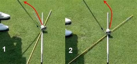 golf swing club head path driver swing vs iron swing message board