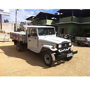 Toyota Bandeirante 4x4  More Information