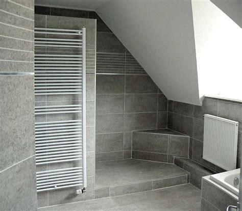 Salle De Bain Sous Pente 755 salle de bain sous pente am nagement d 39 une