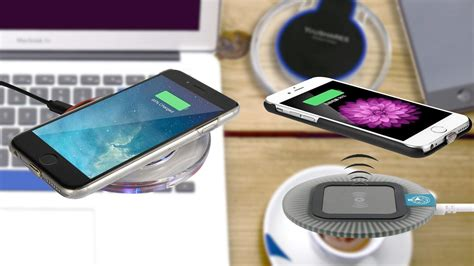 iphone   wireless chargers   charge  iphone wirelessly