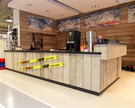 interieurbouw leiden dema interieurbouw winkelinterieur sportwinkel