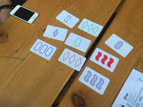 pattern recognition card game what i learned at testival 30 learning by playing card