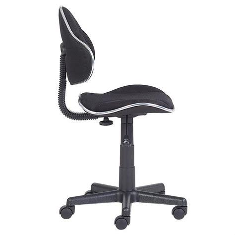 fauteuil de bureau enfant fauteuil de bureau enfant alondra noir noir mobil meubles