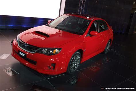 subaru wrx widebody compare car design 2011 subaru impreza wrx and sti
