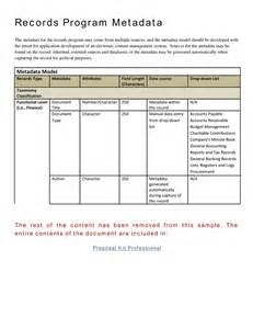 records management file plan template 42 best records management toolkit images on