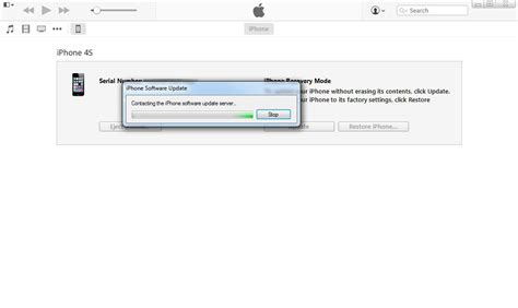 reset iphone software update how to restore iphone 5 without passcode ios 7