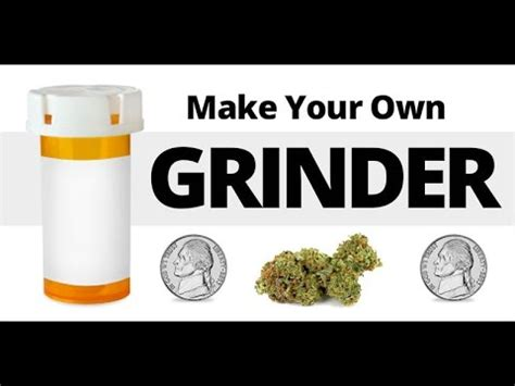 how to make a mini grinders very easy now homemade make