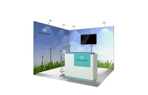proj zephyr exhibition stand hire