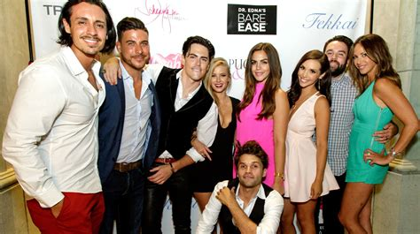 does the vanderpump rules cast really work at sur tom sandoval s b day party gave us major vanderpump rules