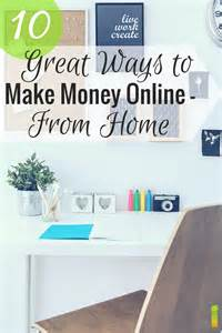 work from home ohio great ways to make money how a tween can make