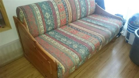 Pine Sofa Bed by Pine Sofa Bed For Sale In Balbriggan Dublin From