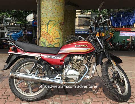 Motorrad Honda 125 by Honda Cgl125 125cc For Rent In Hanoi Offroad