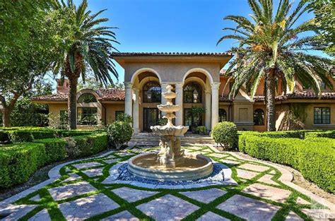 New Homes Floor Plans il palazzo tuscana a 5 9 million mediterranean mansion