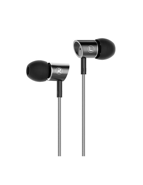 ailihen m8 metal in ear headphones with microphone earbuds for iphone ipod tablets android